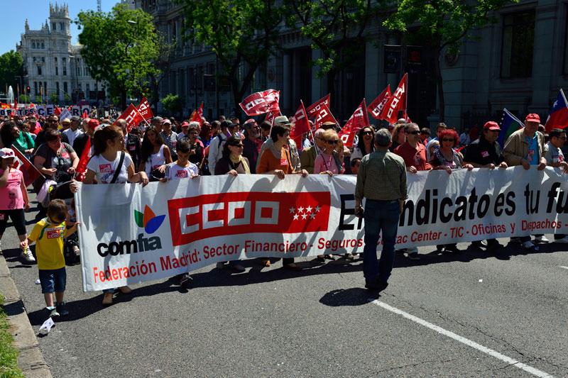 Мадрид. 1 мая 2014. Madrid. 70