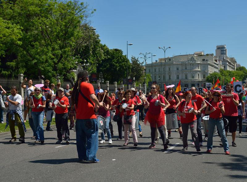 Мадрид. 1 мая 2014. Madrid. 71