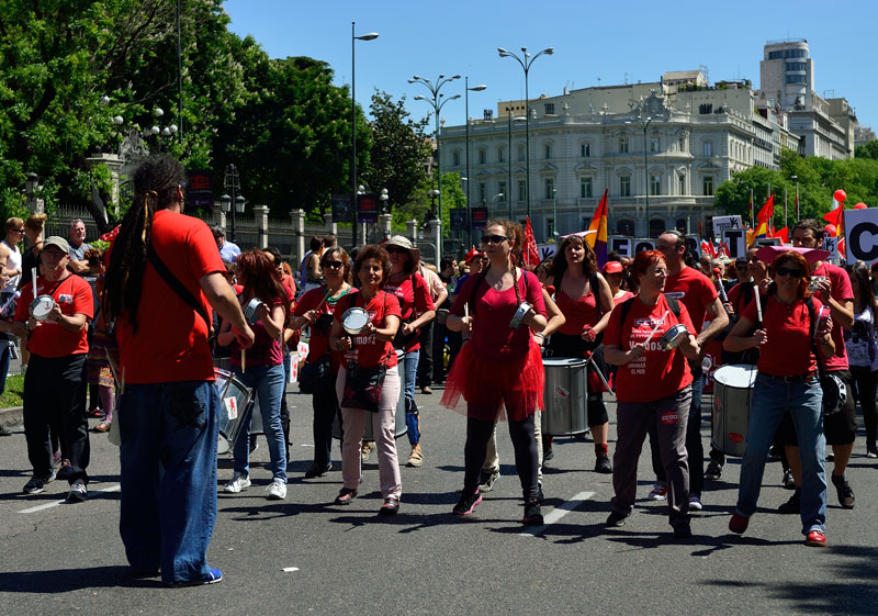 Мадрид. 1 мая 2014. Madrid. 72
