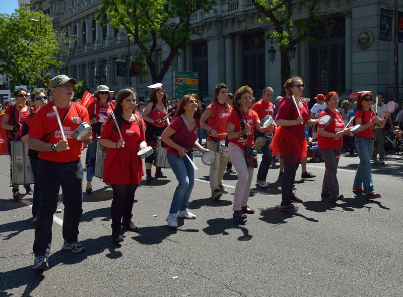 Мадрид. 1 мая 2014. Madrid. 82
