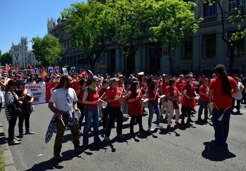 Мадрид. 1 мая 2014. Madrid. 86