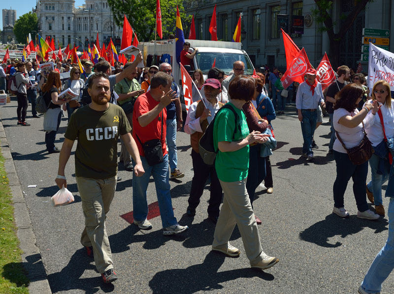 Мадрид. 1 мая 2014. Madrid. 91