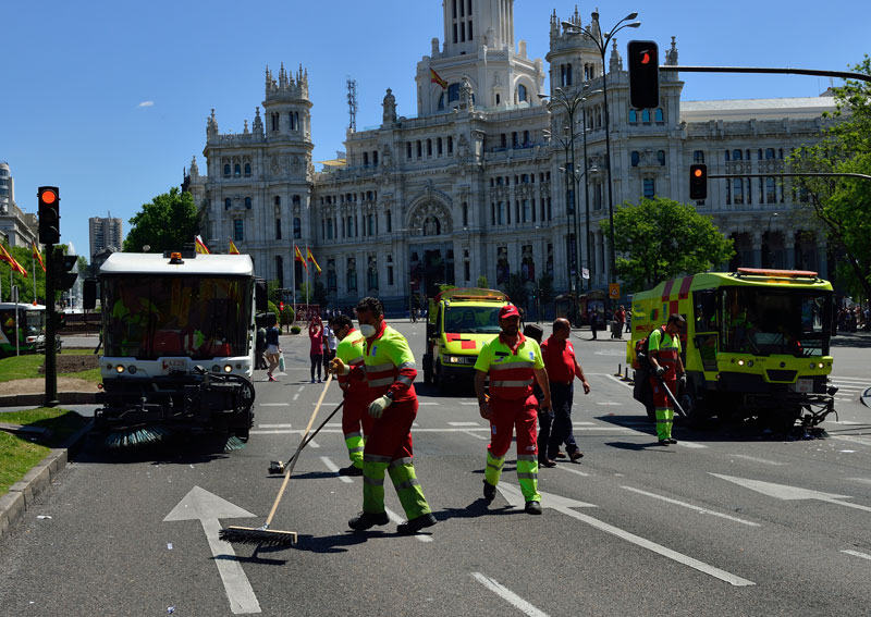 Мадрид. 1 мая 2014. Madrid. 95