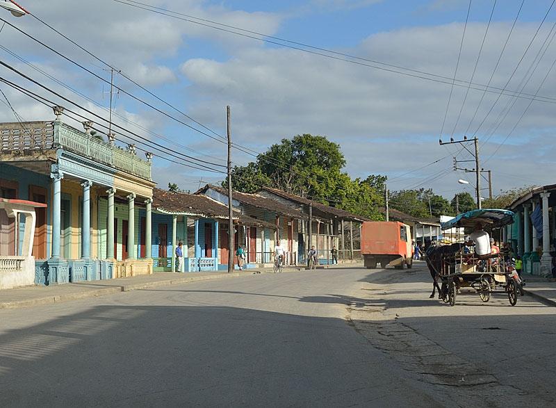 Варадеро - Сагуа-Ла-Гранде - Ремедиос - Санта-Клара. 79