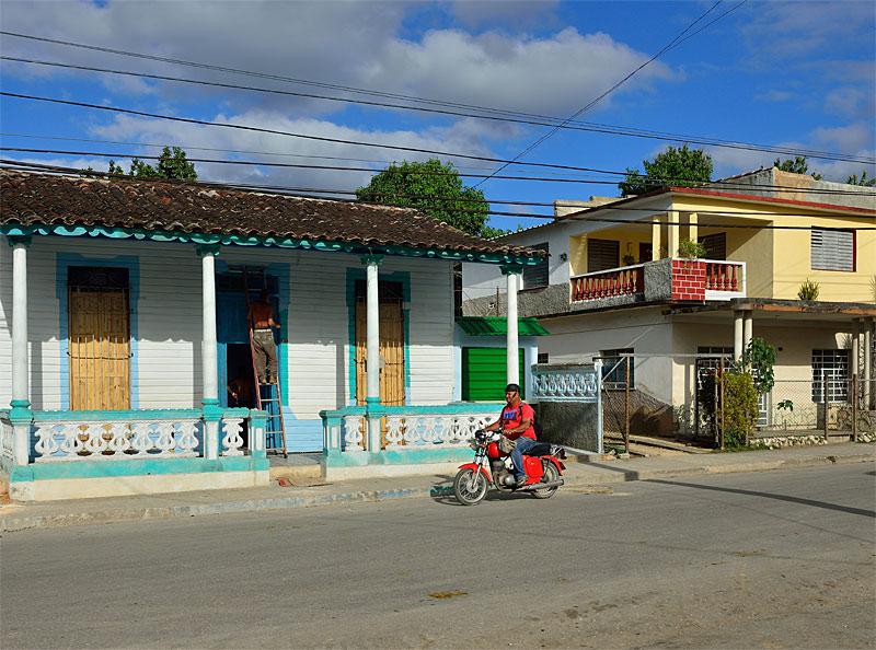 Варадеро - Сагуа-Ла-Гранде - Ремедиос - Санта-Клара. 80