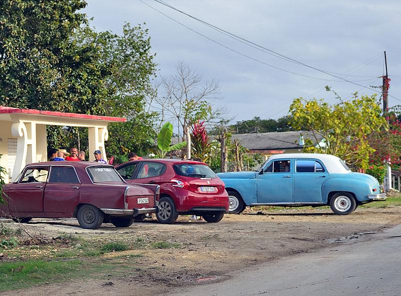 Варадеро - Сагуа-Ла-Гранде - Ремедиос - Санта-Клара. 91