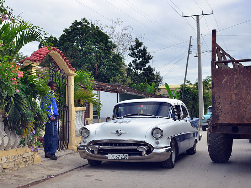 Варадеро - Сагуа-Ла-Гранде - Ремедиос - Санта-Клара. 94