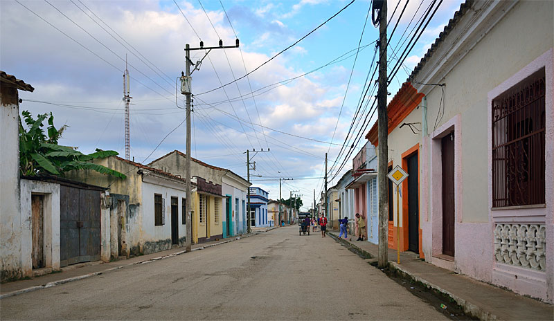 Варадеро - Сагуа-Ла-Гранде - Ремедиос - Санта-Клара. 108