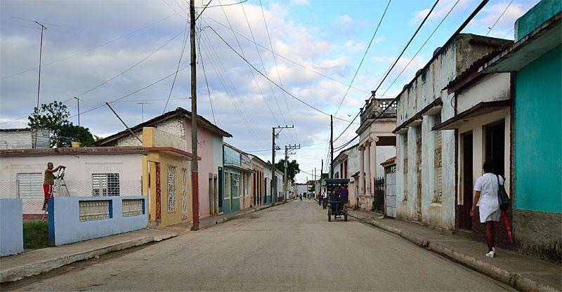 Варадеро - Сагуа-Ла-Гранде - Ремедиос - Санта-Клара. 109