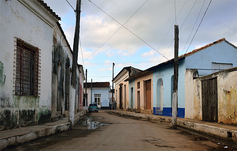 Варадеро - Сагуа-Ла-Гранде - Ремедиос - Санта-Клара. 111