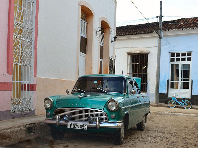 Варадеро - Сагуа-Ла-Гранде - Ремедиос - Санта-Клара. 112