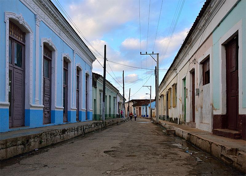 Варадеро - Сагуа-Ла-Гранде - Ремедиос - Санта-Клара. 127