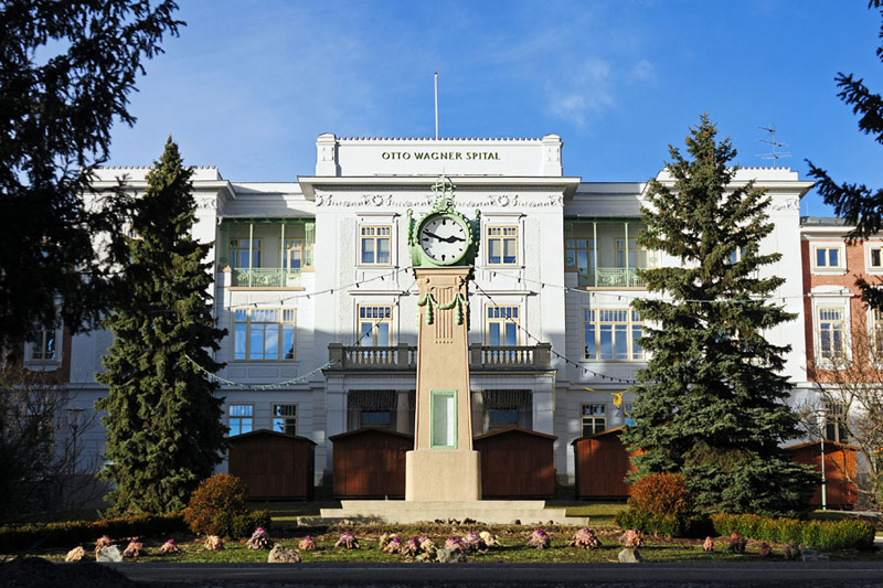 Otto Wagner Spital.