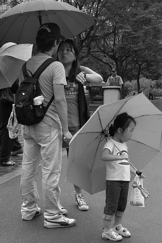 Зонтики. Автор Smyslik