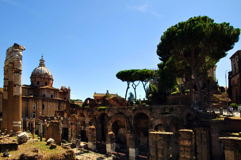 Рим. Rome. 5