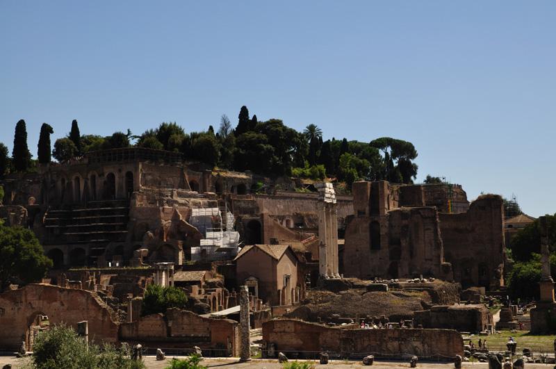 Рим. Rome. 8