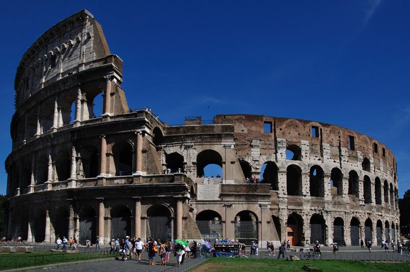 Рим. Rome. 9