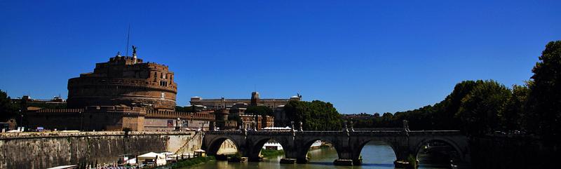 Рим. Rome. 13