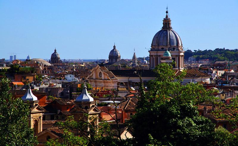 Рим. Rome. 18