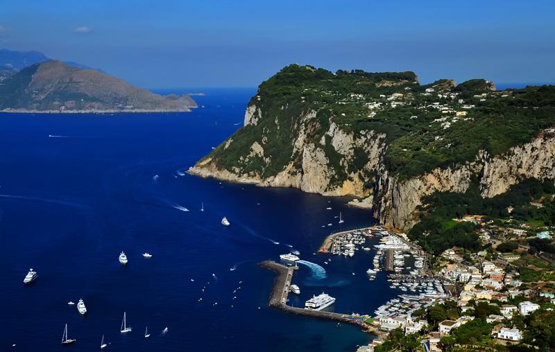 Капри. Capri. 3