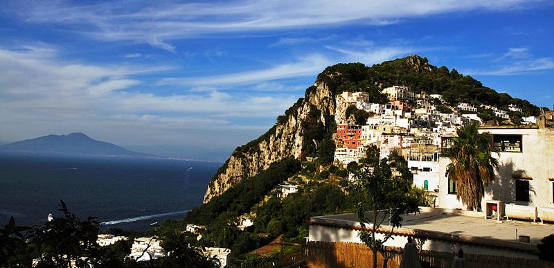 Капри. Capri. 5