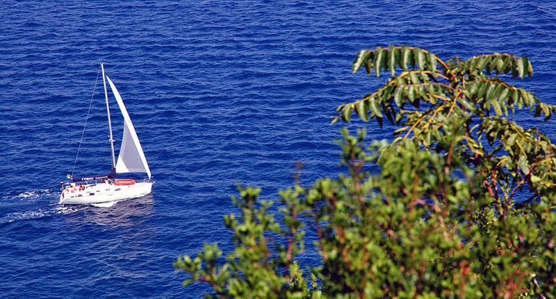 Тирренское море. Tyrrhenian Sea. 6