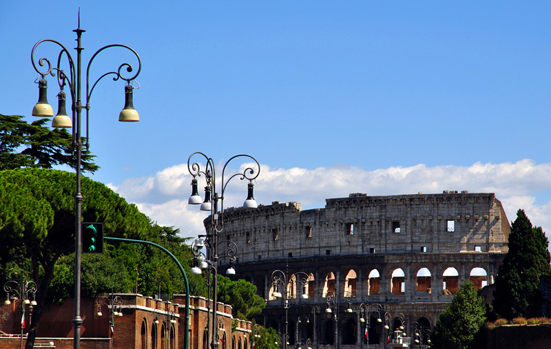 Рим. Rome. 22