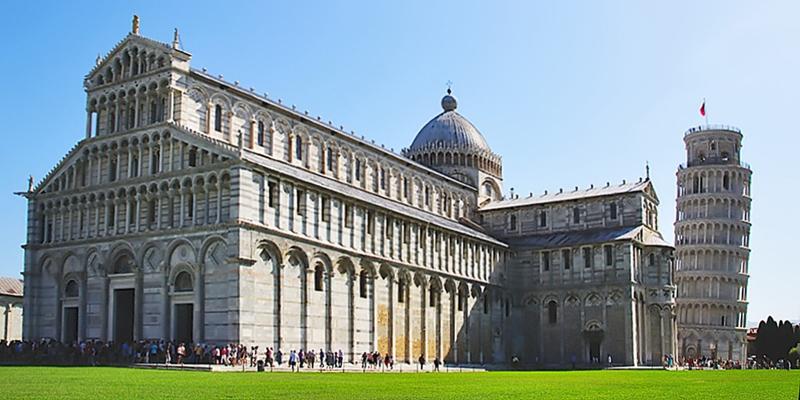 Пиза. Pisa. 1