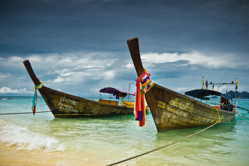 Phi Phi Leh ,Thailand