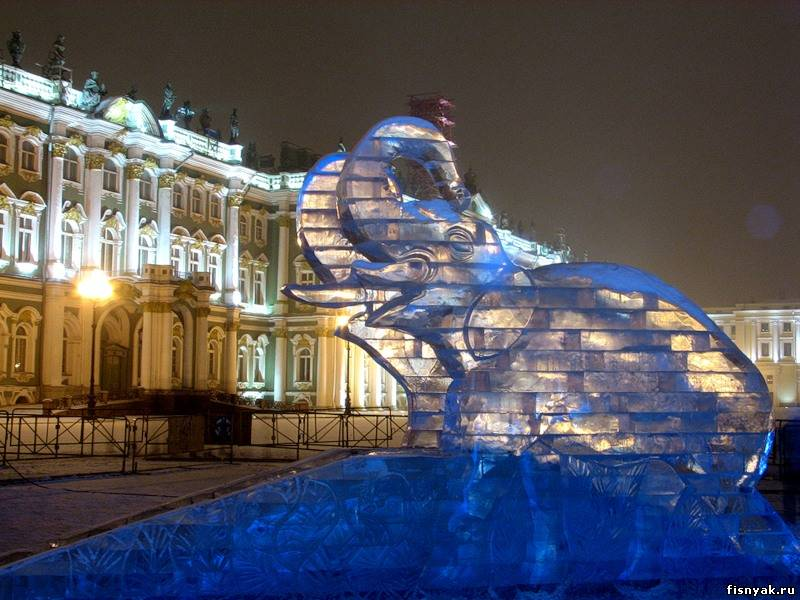 Санкт-Петербург. Ледяной дворец. 10