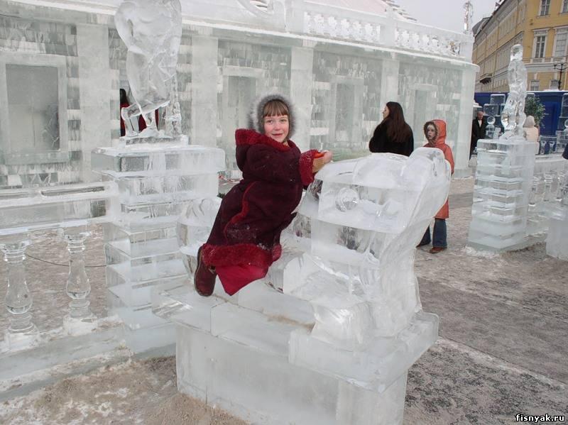 Санкт-Петербург. Ледяной дворец. 9