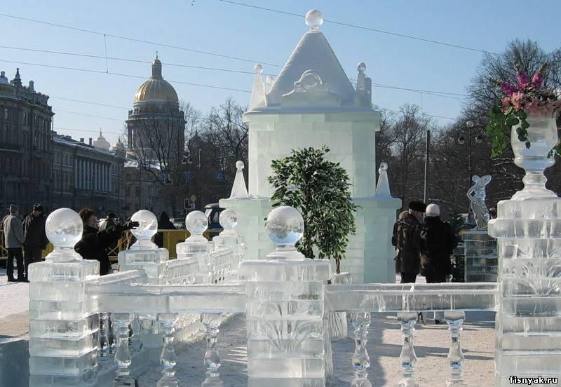 Санкт-Петербург. Ледяной дворец. 6
