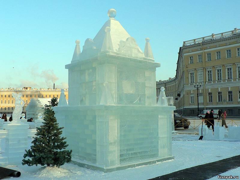 Санкт-Петербург. Ледяной дворец. 8