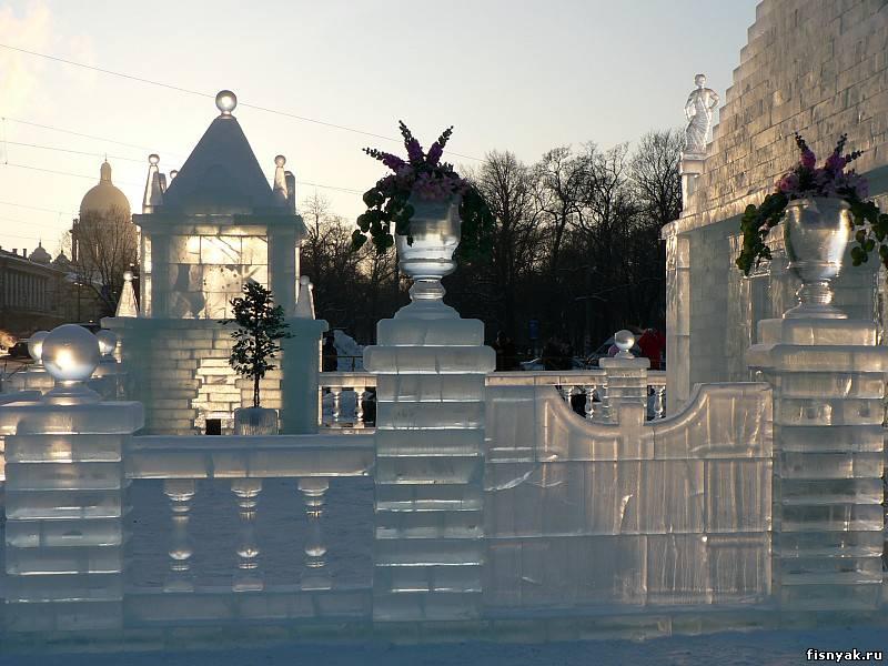 Санкт-Петербург. Ледяной дворец. 7
