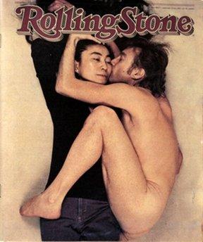 Джон Леннон и Йоко Оно. (с) Анни Лейбовиц