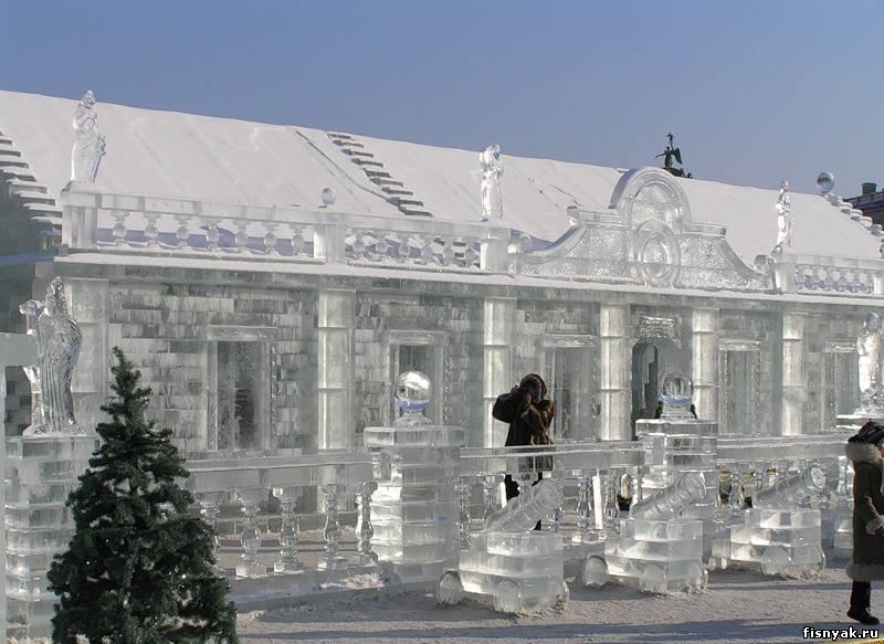 Санкт-Петербург. Ледяной дворец. 1