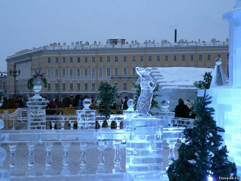 Санкт-Петербург. Ледяной дворец. 12