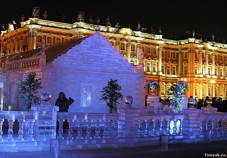 Санкт-Петербург. Ледяной дворец. 5