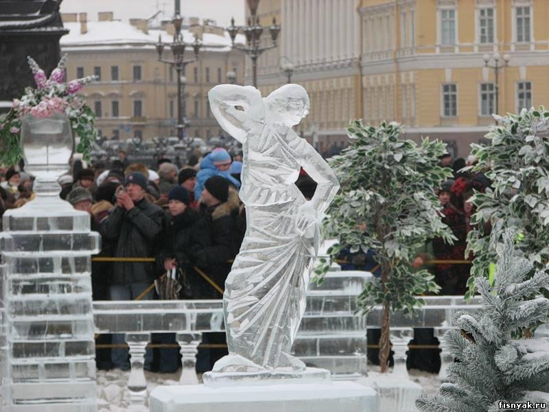 Санкт-Петербург. Ледяной дворец. 11