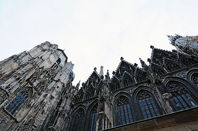Вена. Собор Св. Стефана. Vienna. Stefansdom. 17