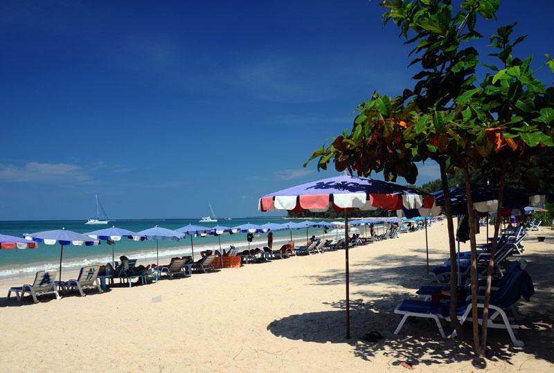 Пхукет. Пляж Най Янг. Nai Yang Beach Phuket. 3