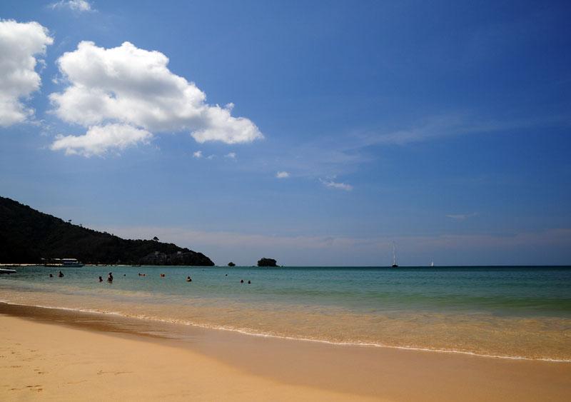 Пхукет. Пляж Най Янг. Nai Yang Beach Phuket. 7