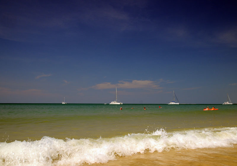 Пхукет. Пляж Най Янг. Nai Yang Beach Phuket. 6