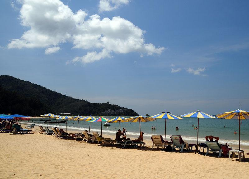 Пхукет. Пляж Най Янг. Nai Yang Beach Phuket. 5