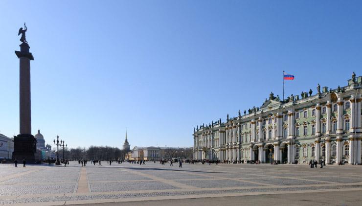 Санкт-Петербург. Дворцовая площадь. 2.