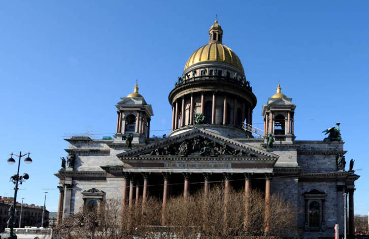 Санкт-Петербург. Исаакиевский собор. 11.