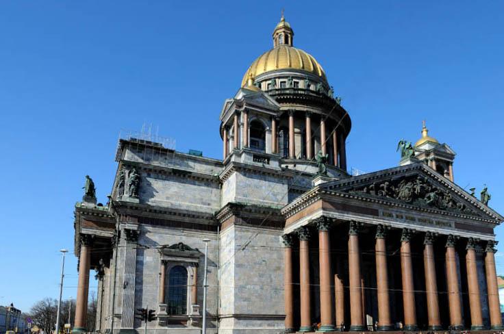 Санкт-Петербург. Исаакиевский собор. 9.