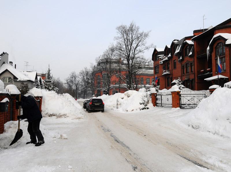 Питер. Зима 2011. 2