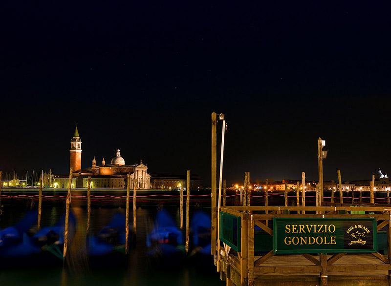 Венеция ночью. Ресайз.