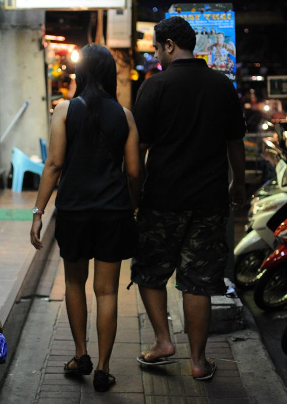 Паттайя. Парочки. Pattaya. 44